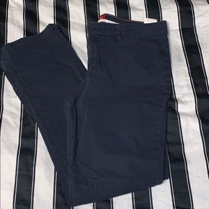 🎃Size 10 navy blue dickies work pant slim